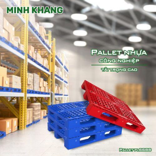 giá pallet nhựa