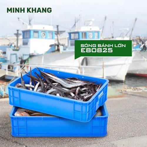 sóng nhựa bít đựng hải sản
