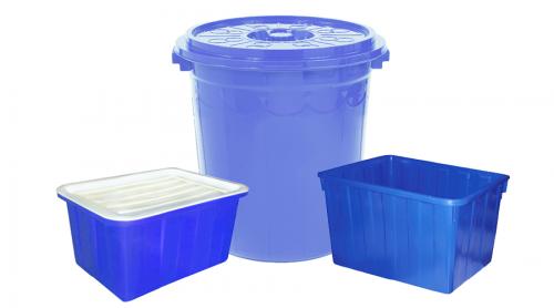 các loại thùng nhựa đựng nước