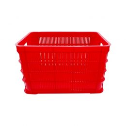 plastic crate fish