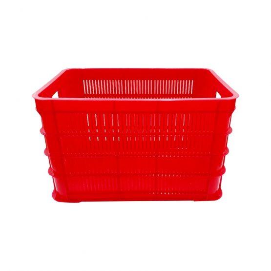plastic crate fish