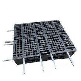 pallet nhựa lõi sắt KTI-1210-4X